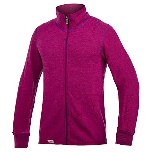 Woolpower 400 Colour Collection Full-Zip Jacket Cherise/Purple Größe S 2020 Funktionsjacke
