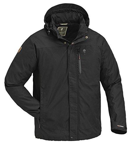 Pinewood Herren Caribou TC Extrem Jacke, schwarz, L