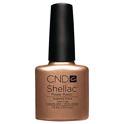 CND Shellac CNDS0008 Sugared spice Smalto per Unghie