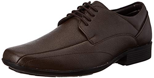 Amazon Brand – Symbol Men's Leather Formal Shoes