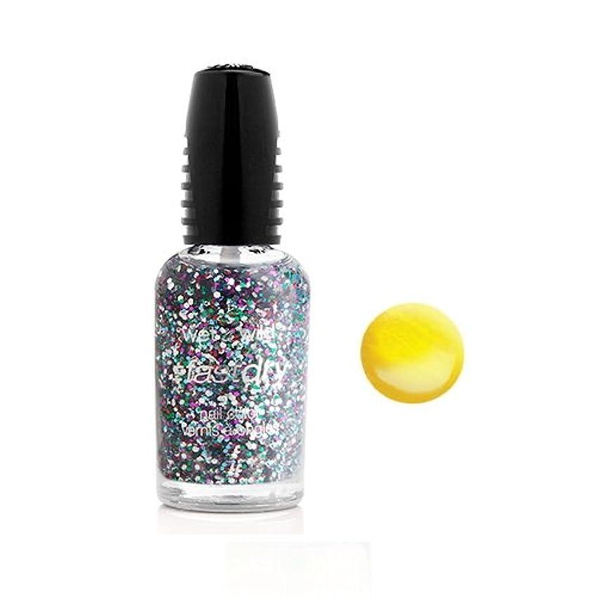ペネロペ規定おそらくWET N WILD Fastdry Nail Color - The Wonder Yellow (並行輸入品)