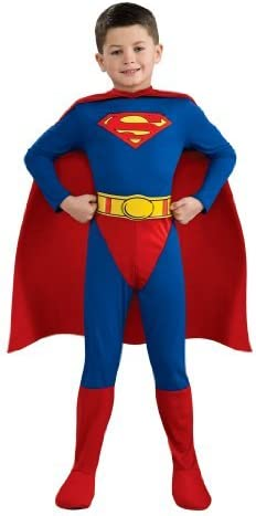 Superman Kids price Costume safety Large -