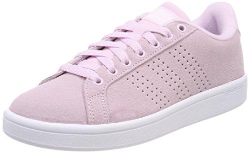 Adidas CF Advantage Cl W, Zapatillas de Deporte para Mujer, Multicolor (Aerorr/Aerorr/Ftwbla 000), 39 1/3 EU