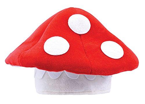 Bristol Novelty bh611Kröte Hocker Hat, mehrfarbig, one size
