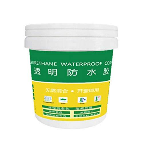 Pegamento invisible impermeable Mighty Sealant Paste adhesivo de reparación para canalones, tuberías, techos, ventanas (300 g)