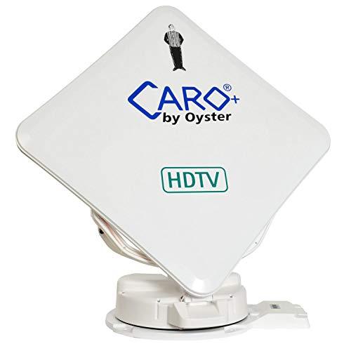 TenHaaft Caro Vision - Sistema de satélite (Antena Plana, Totalmente automática)