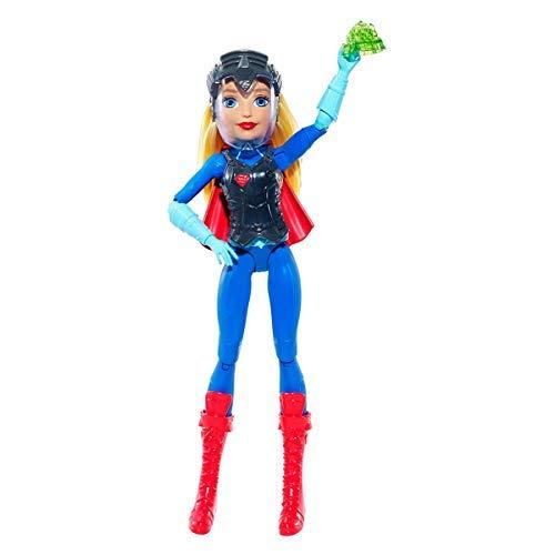 Mattel - DC Super Hero Girls-Poupée Mission Spéciale Supergirl