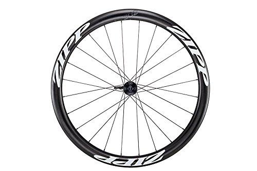 Zipp Unisex– Erwachsene 302 Carbon Clincher 76 Laufrad, Black, 700c