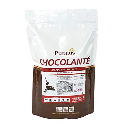 【業務用 製菓用】 スイートキッチン ショコランテガーデナー ミルク チョコレート39% 8kg(1kg×8個)チャック付袋