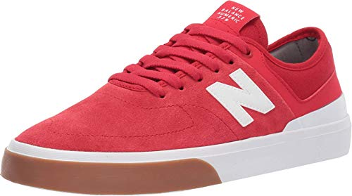 New Balance Numeric 379 Trainers 42 EU Red White