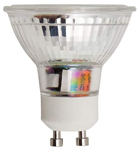 McShine Bombilla LED COB, Blanco cálido, 3000 K, 3W / GU10