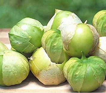 VISA STORE 250 Samen von Toma Verde Tomatillo - Tomatillos