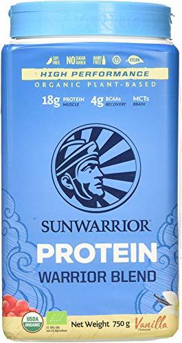 Sunwarrior Warrior Blend Vanille, 750g