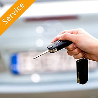 Car Remote Door Lock Installation - In-Store
