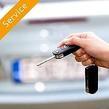 Car Remote Door Lock Installation - In-Store