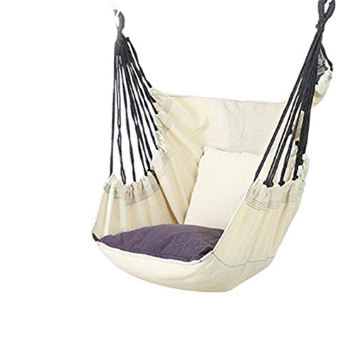 Leisure Hanging Chair Lazy Washing Cradle Swing Hammock College Student Dormitory Leisure Hanging Chair (Color : A)