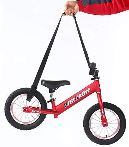 【Liroyal 安心の1ヶ月保証】ストライダー キャリーベルト 自転車 三輪車 スケートボード 持ち運び 便利 バイクストライダー ストラップ へんしんバイク ベビーカー