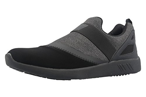 Boras Sneaker in Übergrößen Schwarz 3098-0124 große Herrenschuhe, Größe:48