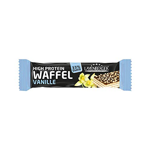 mächtig der welt Rayenberger Wafer High Protein Vanille (15 x 40 g)