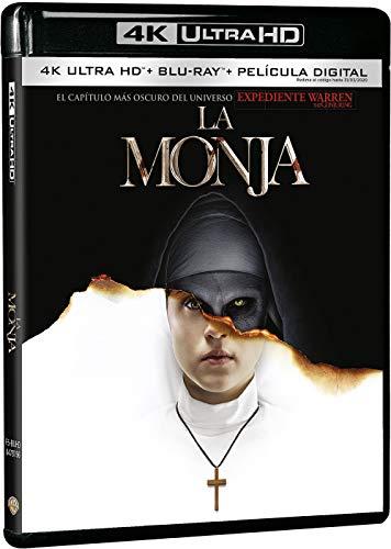 La Monja 4k Uhd [Blu-ray]