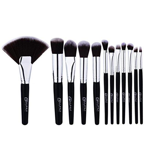 Mingfa.y Make-up-Pinsel-Set, Grundierung, Lidschatten, Rouge, Concealer, Puderpinsel