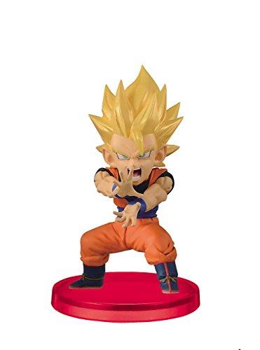 Banpresto Dragon Ball Z WCF Battle of Saiyans Volume 4 Figure Collection - Super Saiyan Goku image