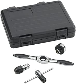 GEARWRENCH 5 Pc. Ratcheting Tap and Die Drive Tool Set - 3880