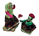 Rajotia Craft's Couple Velentine Day Gift Home Decoration (Green)