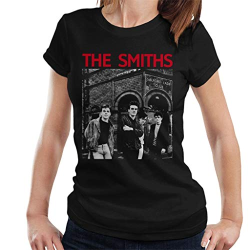 Women's The Smiths Salford Lads Club T-shirt, S to XXL