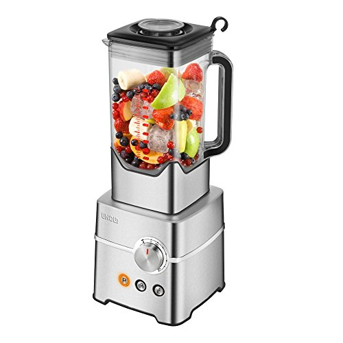 UNOLD Power Smoothie Maker, 78605, Standmixer, 32.000 U/Min, 2000 Watt (2,7 PS Power-Motor)