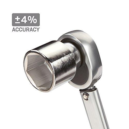 TEKTON 3/4 Inch Drive Click Torque Wrench (50-300 ft.-lb.)   24350