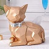 TAIDENG Caja de Tejido de Gato Sala de Estar de la Mesa de café de la Mesa de café decoración 2
