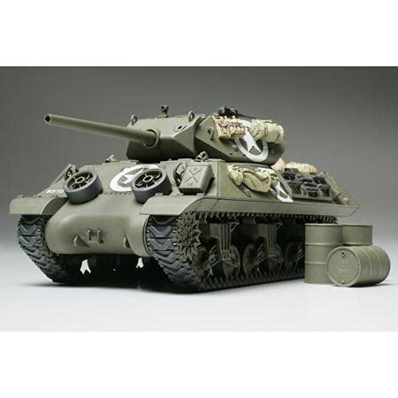 タミヤ 1/48 ミリタリーミニチュアシリーズ No.19 アメリカ陸軍 M10 駆逐戦車 中期型 プラモデル 32519