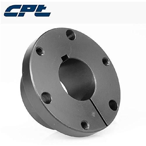 Fevas CPT Steel SD Bushing Series, QD Bushing Type, 1/2''-2'' Bore Range, ISO 9001 Certified Bushing - (Bore Diameter: 5-8 inch)