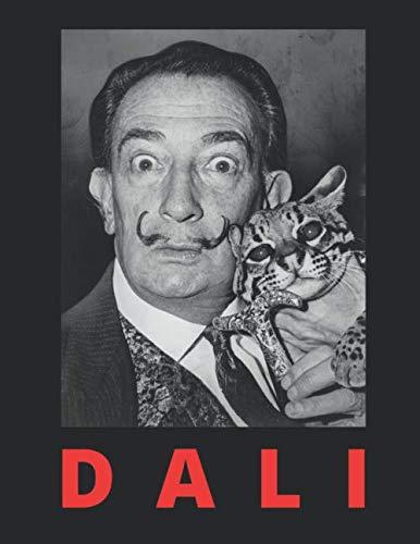 Dali: Salvador Dali Notebook e quaderno di schizzi per artisti