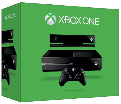 Xbox One 500GB Console with Kinect - [Edizione: Regno Unito]