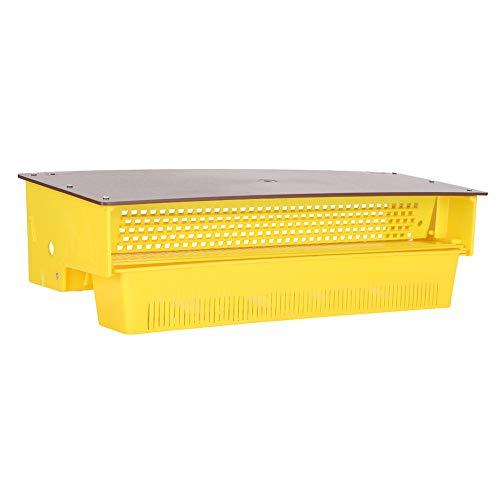 wosume 【𝐇𝐚𝐩𝐩𝒚 𝐍𝐞𝒘 𝐘𝐞𝐚𝐫 𝐆𝐢𝐟𝐭】 Pollensammelbox, Plastikpollen-Fütterungsbox Bienenpollen-Fütterungsbox, Multifunktionstier-Aquarium für Aquarium-Haustiere