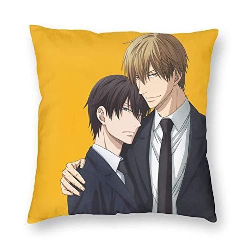 FETEAM Junta y Takato Dakaichi Personalizado sofá sofá Dormitorio Funda de Almohada para Coche