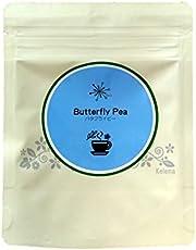 バタフライピーティー(Butterfly Pea・蝶豆・チョウマメ・バタフライピー・ノンカフェイン)[品質等級 Grade-A] 0.7g×7ティーバッグ