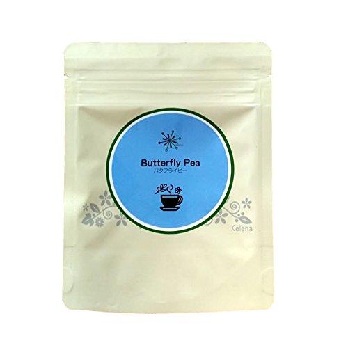 バタフライピーティー(Butterfly Pea・ハーブティー・ノンカフェイン) 0.7g×7ティーバッグ (1個)