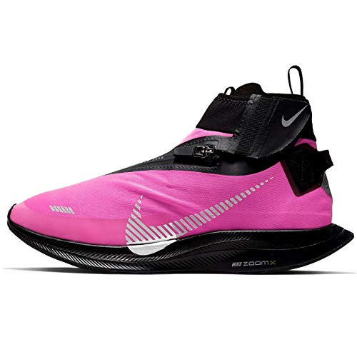 Nike Zoom Pegasus Turbo Shield Womens (FIRE Pink/Metall, Numeric_8)