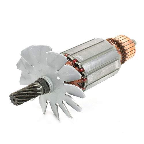 New Lon0167 Rotor del Destacados motor de 11 eficacia confiable d_i_entes de (Entrega dentro de 15-25 días) la herramienta eléctrica de CA 220 V para sierra circular eléctrica Hitachi C7(id:40b 9f d2
