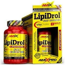 AMIX LIPIDROL FAT BURNER (120 CAPS)