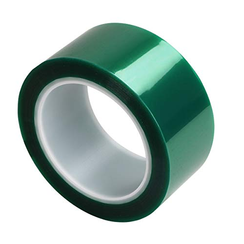 Resin Tape for Epoxy Resin Molding,Traceless Silicone Thermal Adhesive Tape for Making River Tables Hollow Frame Bezels Epoxy Resin Craft Pendant