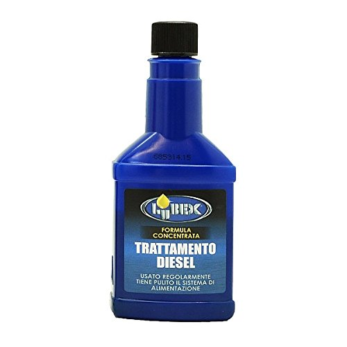 Additivo pulitore pulizia iniettori motori Diesel e Common Rail gasolio 100 ML