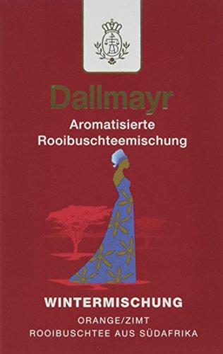 Dallmayr Saisonaler Tee Rooibusch Wintermischung, 2er Pack (2 x 100 g)