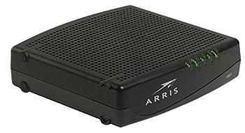 ARRIS CM820A Cable Modem DOCSIS 3.0  Latest Version - 1 Step Activation