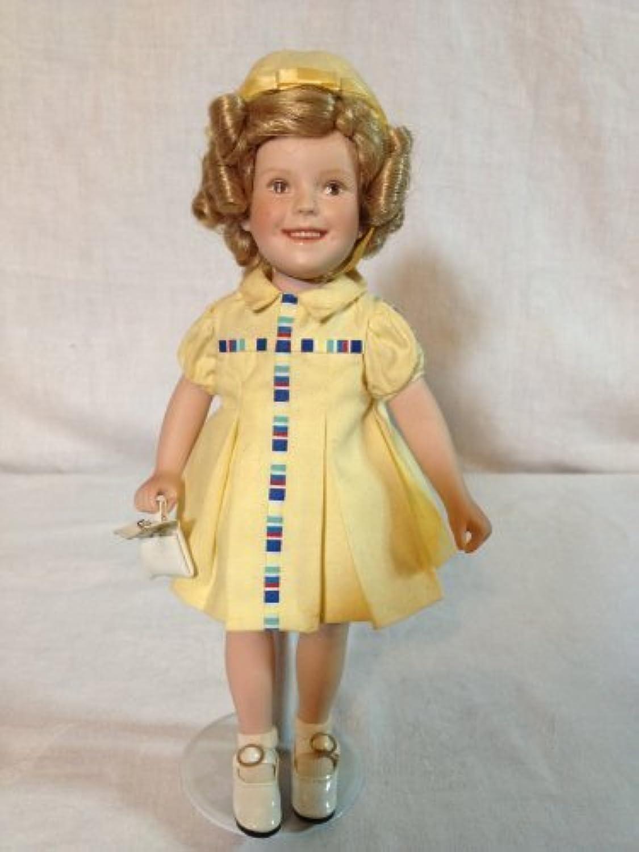 increíbles descuentos Stowaway - Porcelain Doll From the Shirley Temple Movie Movie Movie Classics By Danbury Mint by Danbury Mint  precios bajos todos los dias