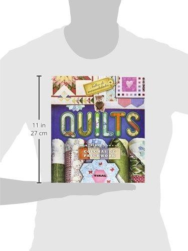 Quilts: Patchwork-Tagesdecken (Manuelle Werkstatt)