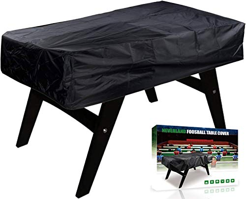 Foosball Table Cover, Outdoor Waterproof Dust Rectangular Patio Coffee...